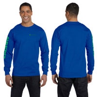SMART FOCUS LONG SLEEVE T-SHIRT