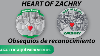 Heart of Zachry Award Flyer